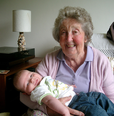 ruths granny and Samuel